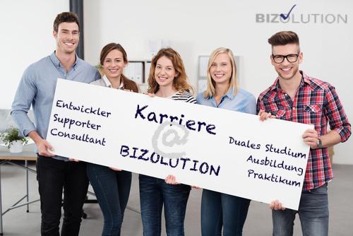 Karriere bei der BIZOLUTION GmbH